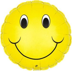 9 inch Smiley Balloon