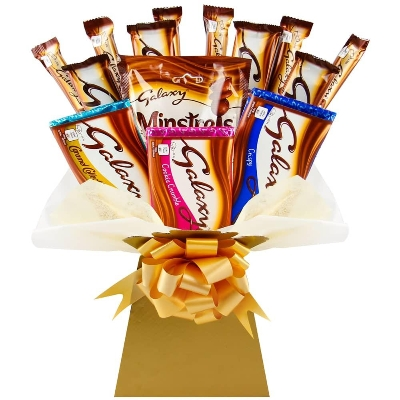 Galaxy Chocolate Bouquet Flowers Delivery 4 U Southall