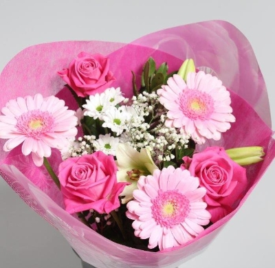 Classic Pink Bouquet