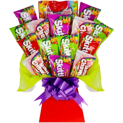Skittles Sweets Bouquet