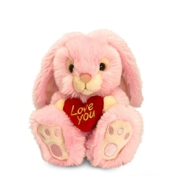 Patchfoot I Love You Bunny