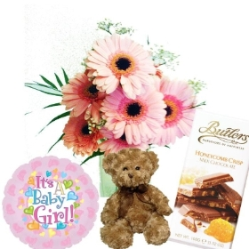 Baby girl hamper S