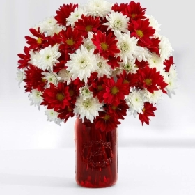 Holly Jolly Christmas Bouquet