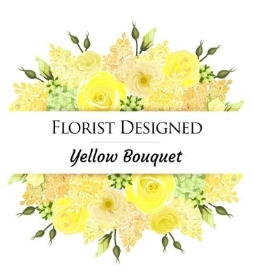 Florist Designed Bouquet   Choose A Colour