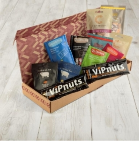 Nuts About You Hamper