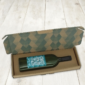 Letterbox Wine Gift OMG!