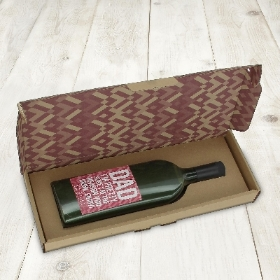 Letterbox Wine Gift Dad!